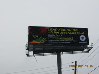 Lead Poisioning
