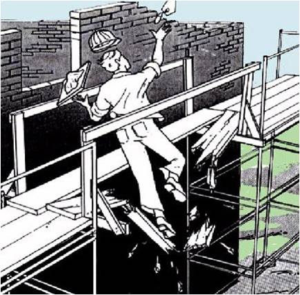Bad Scaffolding Leads to Death
