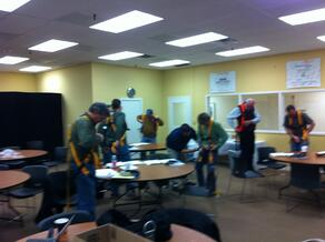 Fall Protection Training class