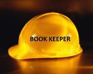 Hard hat book keeper