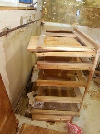 damaged kitchen cabinets for sale